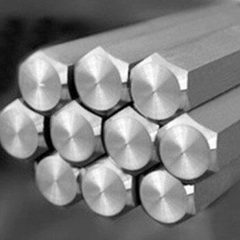 Aluminium zeskantstaf