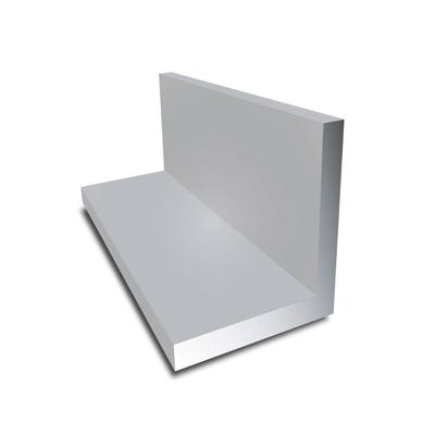 Aluminium geanodiseerd L-profiel