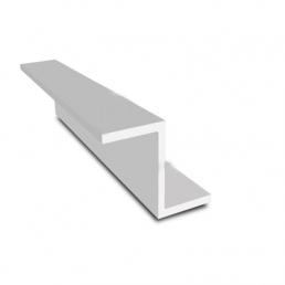 Aluminium Z-profiel geanodiseerd