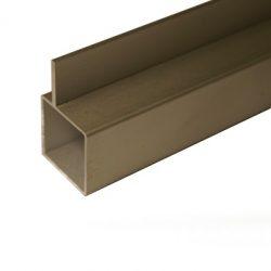 Handy tube aluminium buis flens