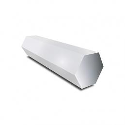 aluminium zeskantstaf - aluminium zeskant