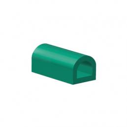 rubber D profiel