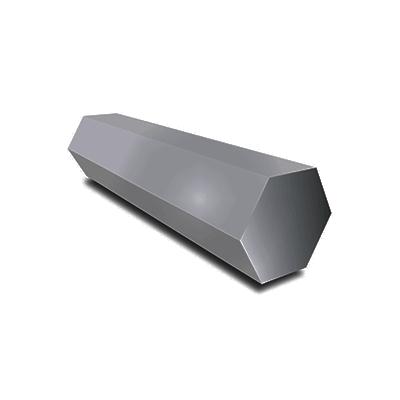 staal zeskantstaf