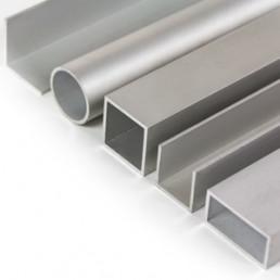 geanodiseerde aluminium profielen