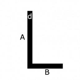 Staal L-profiel