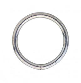 Gelaste ring, Staal verzinkt